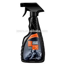 spray wax car leather cleaner and