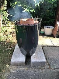 sunil patel s homemade tandoor oven