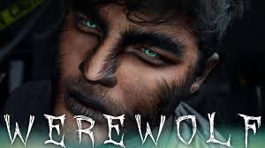 werewolf halloween makeup tutorial 31