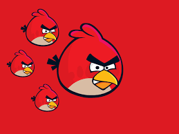 Red Angry Bird Wallpaper - Angry Birds Wallpaper (1600x1200) (120557)