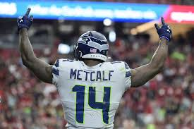 D.K. Metcalf overcomes serious neck injury to become Seahawks' breakout  talent | Q13 FOX News