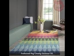 professional rug cleaning gladstone or