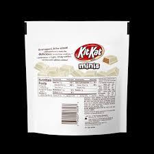 white chocolate crisp wafer candy bars
