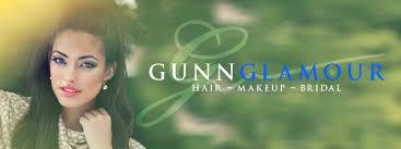 gunn glamour hair makeup bridal