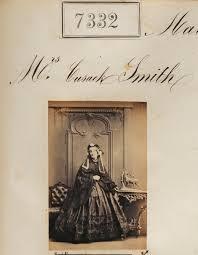 NPG Ax57243; Louisa Smith (née Smith-Barry) - Portrait - National Portrait  Gallery