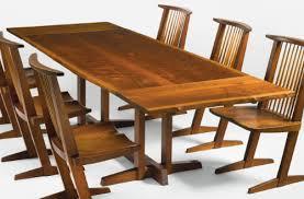 nakashima george dining table