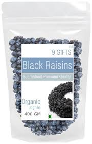 9 gifts afghanistan black raisin