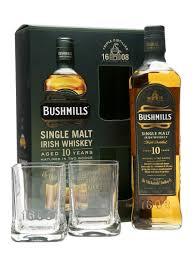 bushmills 10 year old malt gl pack