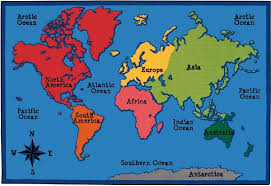 World Map Rug For Classroom Kid S World Rug Rtr Kids Rugs