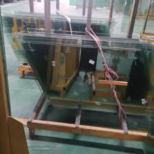tempered glass partition curtain wall