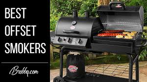 8 best offset smokers for the money