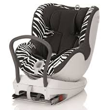 Britax Romer Car Seat Dualfix 2015 Smart Zebra Buy At Kidsroom Car Seats Isofix Child Car Seats