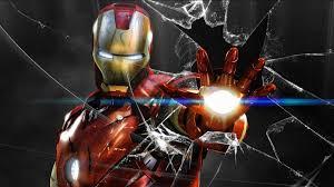 superhero broken screen wallpapers