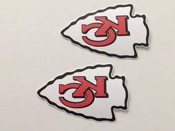 Kansas City Chiefs Decals Bumper Stickers Chiefshome Com