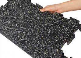 tile interlocking epdm rubber flooring
