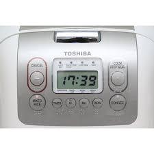 ELJUL300K Giảm 6% Tối Đa 300k] Nồi cơm điện tử Toshiba 1.8 lít RC ...