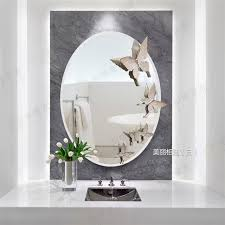 whole oval wall mirror home decor