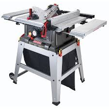 Craftsman Table Saws 15 Amp 10 In Carbide Tipped Table Saw Lowe S Canada
