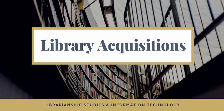 Selection and acquisition of library materials in special libraries