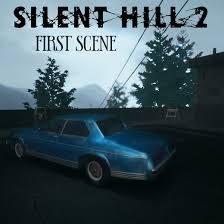 Artstation Silent Hill 2 First Scene Lea Bompart