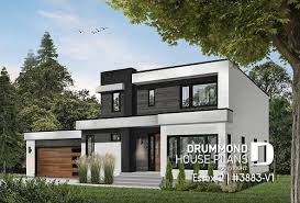 contemporary house plans modern house