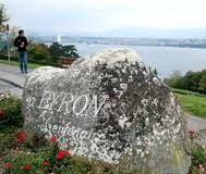 Lord Byron & Villa Diodati - Lake Geneva - Byron, the Shelleys and the  Switzerland Gothic Summer of 1816