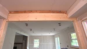 cost of removing a load bearing wall