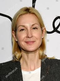 Actress Kelly Rutherford poses fifth anniversary designer Foto editorial en  stock; Imagen en stock | Shutterstock