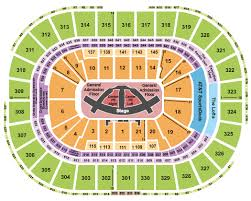 carrie underwood seating chart