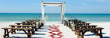 clearwater area beach wedding planner