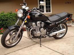 1993 honda 750 nighthawk motorcycles