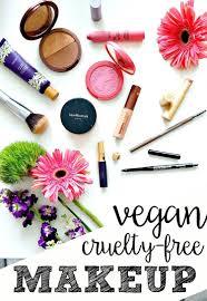 my free vegan makeup