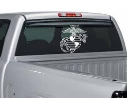 Large Marine Corps Ega Window Decal 12 X 12 Inch Vinyl Usmc Etsy