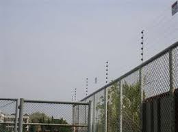 China Residential And Property Security Electric Fence Fencing For Perimeter Security Lx 2008se China Security Electric Fence Electric Fencing
