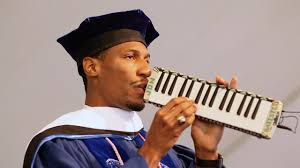 Jon Batiste Commencement Address - May 21, 2017 - YouTube