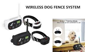 No Wires To Bury 800ft Containment System Dt Wl Dr Tiger Portable Wireless Dog Fence Radio Wireless Fences