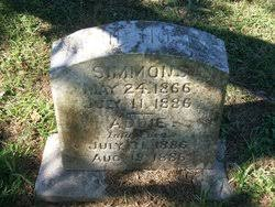 Addie Hosea Simmons (1866-1886) - Find A Grave Memorial
