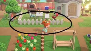 Where Do We Get The White Picket Fence I Only Have Brown Animalcrossing