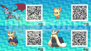 2x2 easy to scan Regional Pokedex QR Codes for Pokemon Sun and Moon -  YouTube