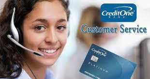 credit one customer service phone