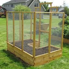 Deer Proof Raised Bed Garden Kit Vegetable Garden Raised Beds Raised Garden Bed Kits Garden Beds