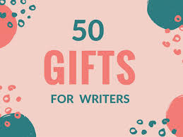 unusual gifts for writers