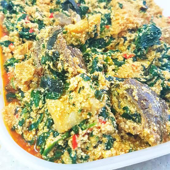 Egusi soup preparation rafayou.com