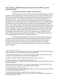 PDF) PART V, SEC 1: WHITE SUPREMACIST COOPERATION WITH ANTI ...