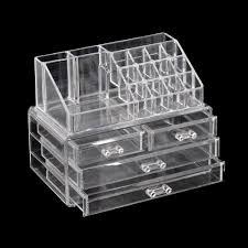 clear plastic makeup drawers saubhaya