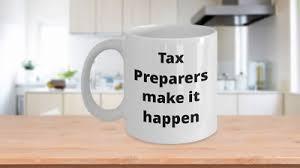 tax preparer coffee mug funny gift idea
