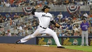 Jose Urena feeling better after injury scare; Marlins prospect Osiris  Johnson undergoes surgery - South Florida Sun Sentinel - South Florida  Sun-Sentinel
