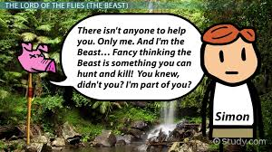 symbolism in lord of the flies video lesson transcript com