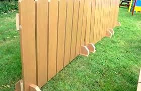 Fence Ideas Dog Woodsinfo