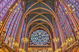 la sainte chapelle paris explore